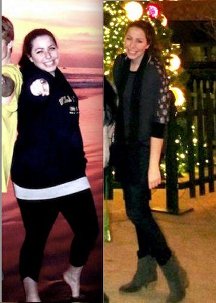 Вот знают люди, как похудеть!
