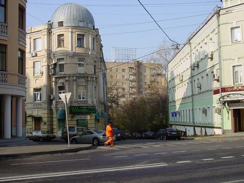 Самые дорогие районы Москвы