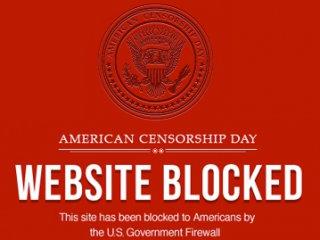 Сенат США рассматривает закон по ограничению и отключению сетей и веб-сайтов интернета.
