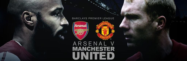 BATTLE OF LEGENDS! ARSENAL vs MANCHESTER UNITED!