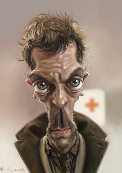 Карикатуры Patrick Strogulski