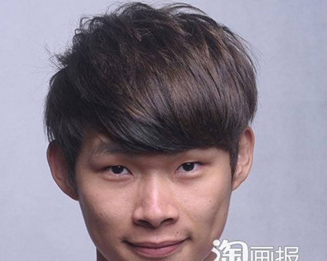 Волшебный китаец превращается...