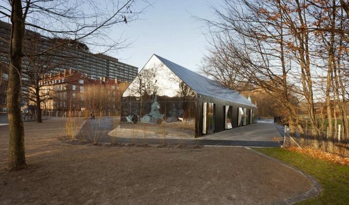 Зеркальный Дом в Копенгагене