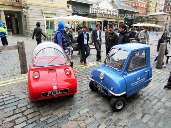 Самый забавный автомобиль в мире