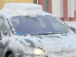 На смену сильным снегопадам пришли сильные морозы