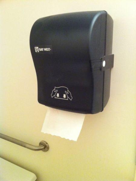 Туалетный пранк