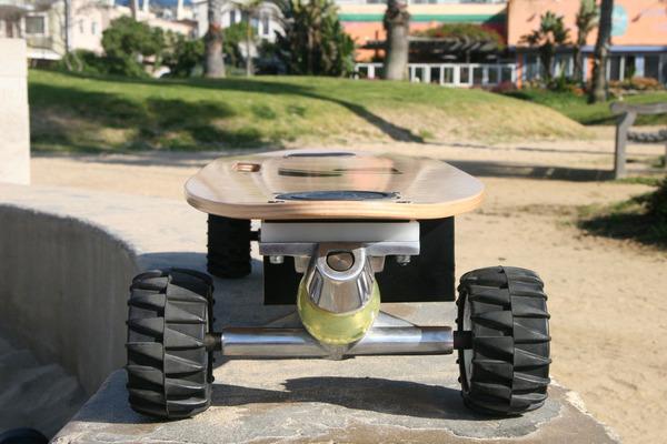 ZBoard - электрический скейтборд