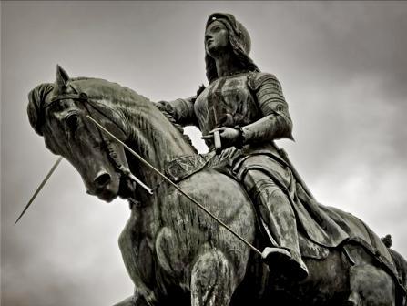 Топ 10 знаменитых женщин – воительниц