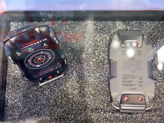 G-Shock - самый защищённый смартфон, как опера аида