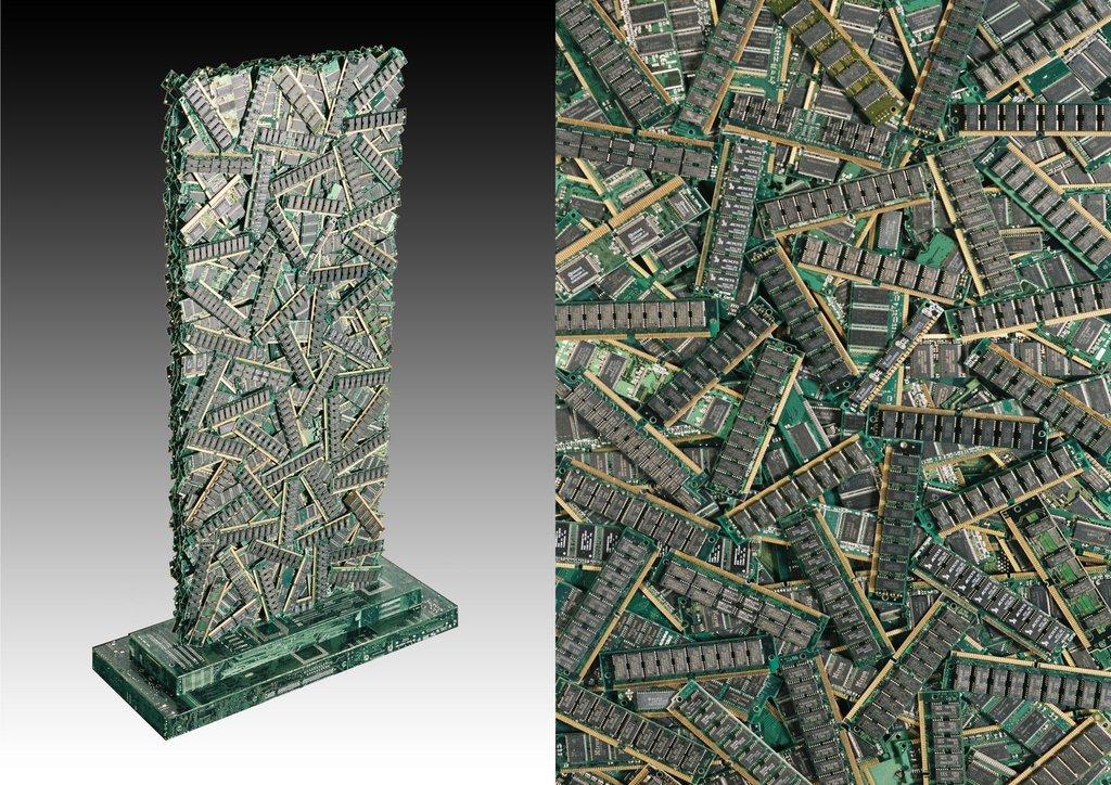 Прикольные скульптуры от Реми Тассу