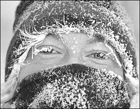 В выходные ожидается аномально холодная погода