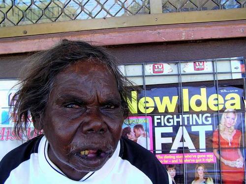 Премьера Австралии спасли из плена аборигенов