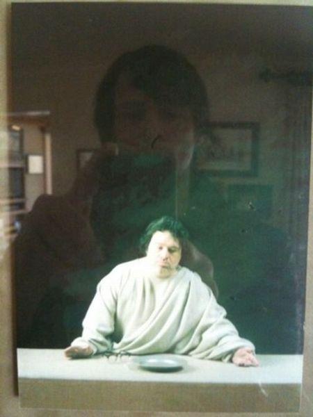 Джим Керри и его фото из твиттера