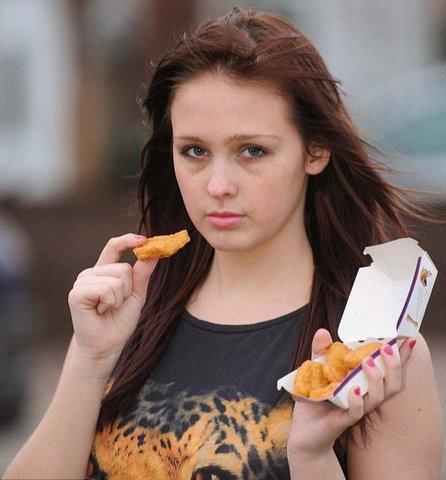 Пищевая наркомания