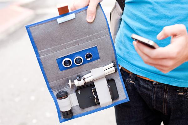 Фотографический набор для iPhone