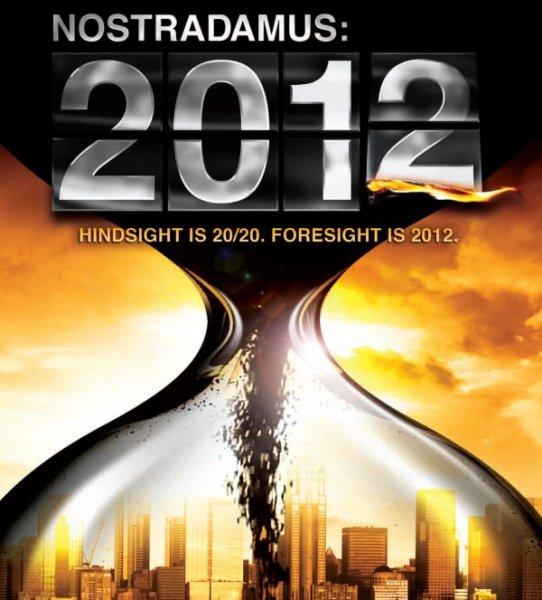 По предсказаниям Нострадамуса, начало третьей мировой войны придётся на 2012 год