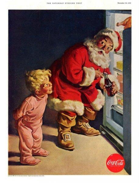 Самые интересные новогодние плакаты.