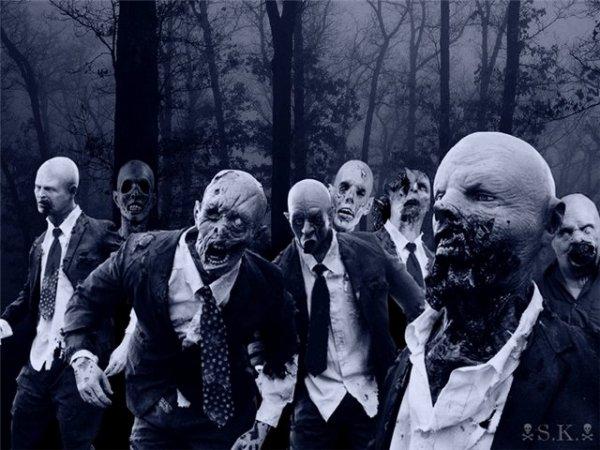 Зомби-апокалипсис. Инструкция