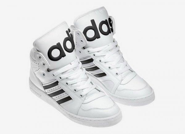 ��������� Adidas Originals 2012 �� Jeremy Scott