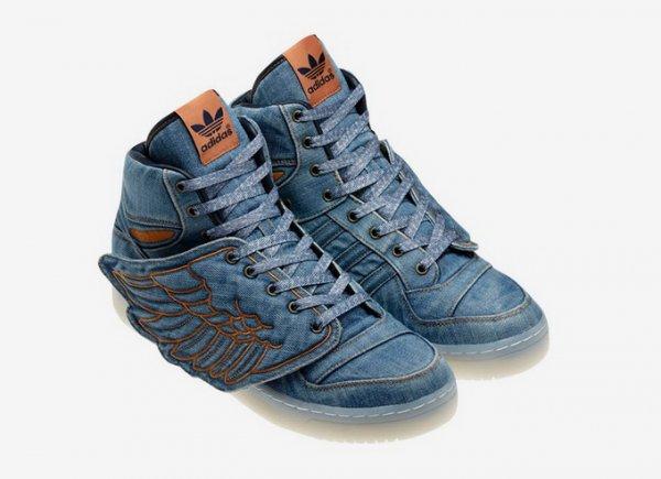 Коллекция Adidas Originals 2012 от Jeremy Scott