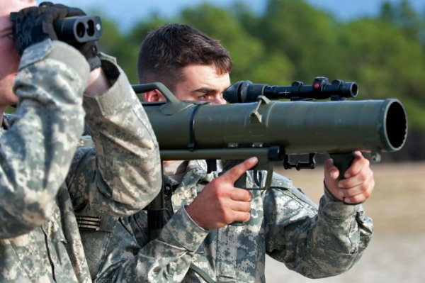 Carl Gustaf M3 84mm