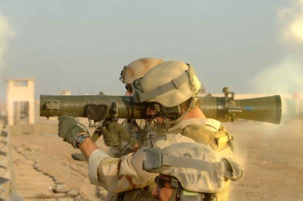 Carl Gustaf M3 84mm