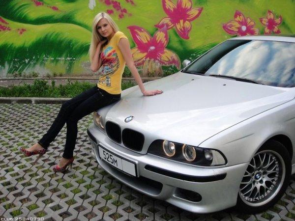 Русские красотки и нерусские тачки (Часть2)