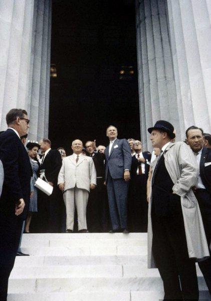 Визит Хрущёва в Америку, 1959 год