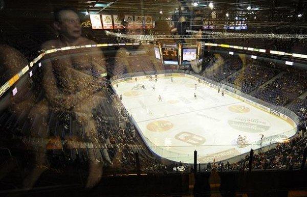 Что объединяет хоккей и сауну?