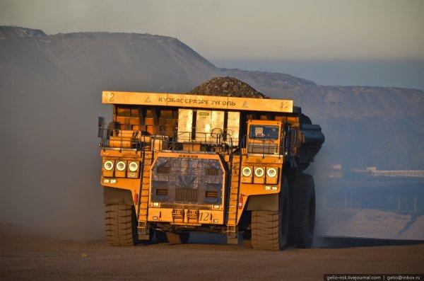 Наша гордость-самый большой грузовик СНГ