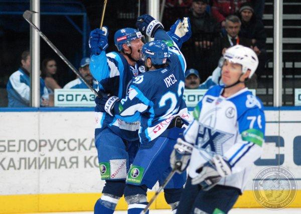 Динамо Мн -  Нефтехимик 5:0!!!