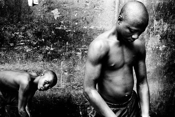 Психиатрическая лечебница в Сьерра-Леоне
