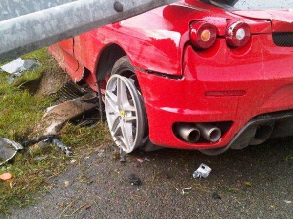 Конец Ferrari