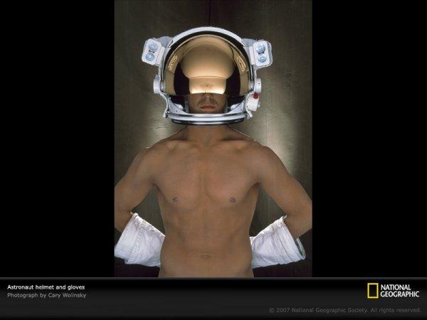 Таких берут в космонавты