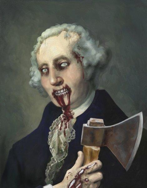 Зомби-президенты США