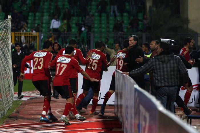 Футбольные страсти в Египте