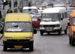 Количество маршруток в Минске сократилось вдвое
