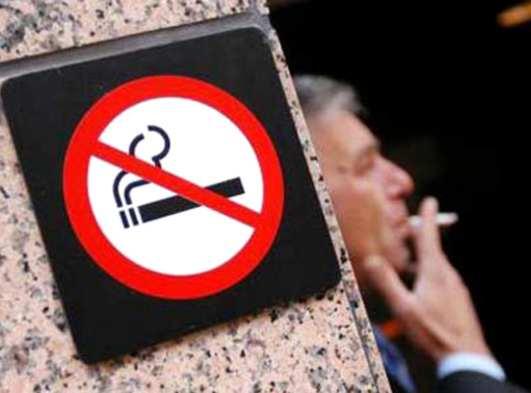 Штраф за курение на остановках вырастет до 400 000 рублей