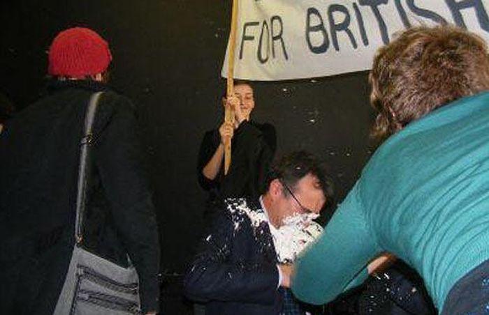 Съедобный протест
