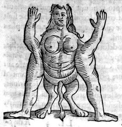 Как изображали монстров в XV веке