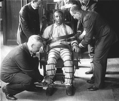 За что давалась смертная казнь в разные века