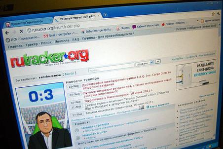 """Крупнейший в России торрент-трекер """"обрушился"""" из-за DDoS-атаки"""