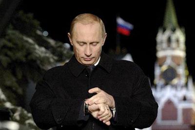 Путин вернет Беларуси «зимнее» время?