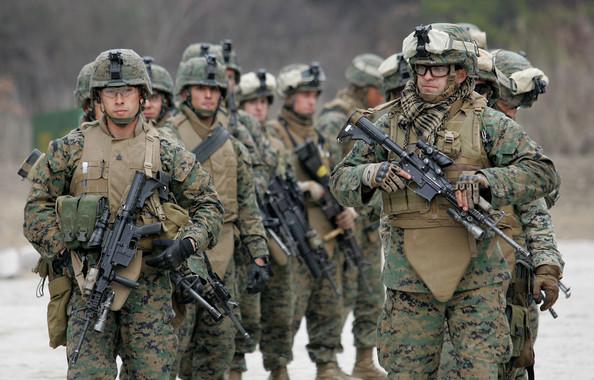 Как я служил в корейской армии