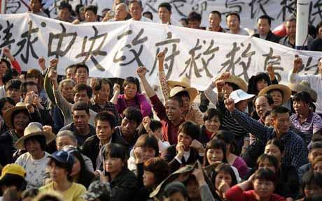 Китайцы принесут в Беларусь демократию