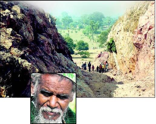 Человек, убравший гору