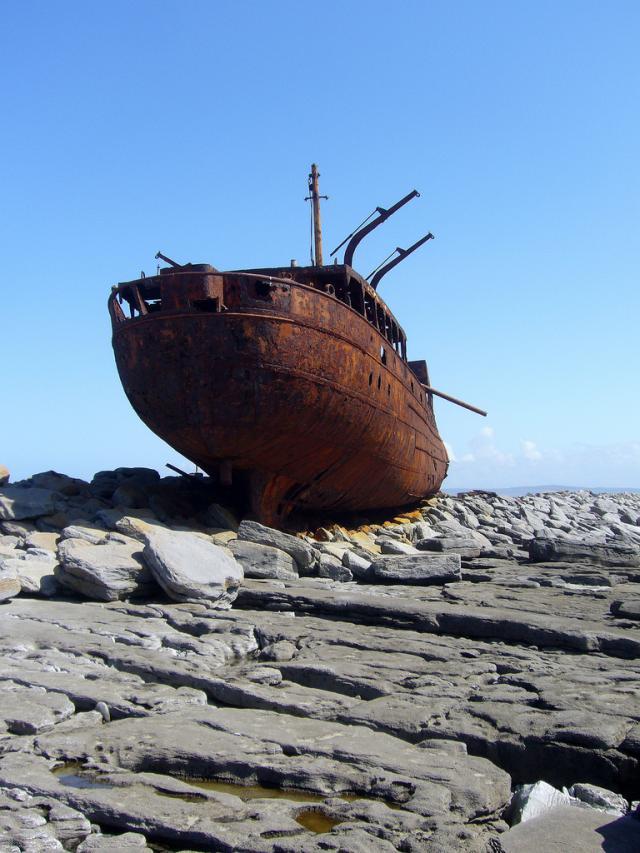 Погибшие корабли