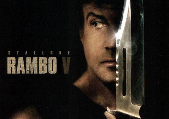 """""""Рэмбо 5"""": сценарий готов, но Сталлоне все еще формулирует концепцию"""