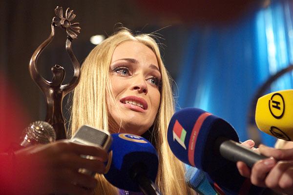 Беларусь на «Евровидении-2012» представит Алена Ланская