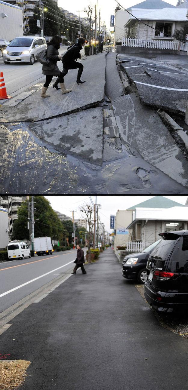 Япония: 11 месяцев спустя